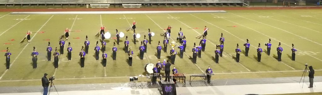 Fundraiser for Madison County High School Band