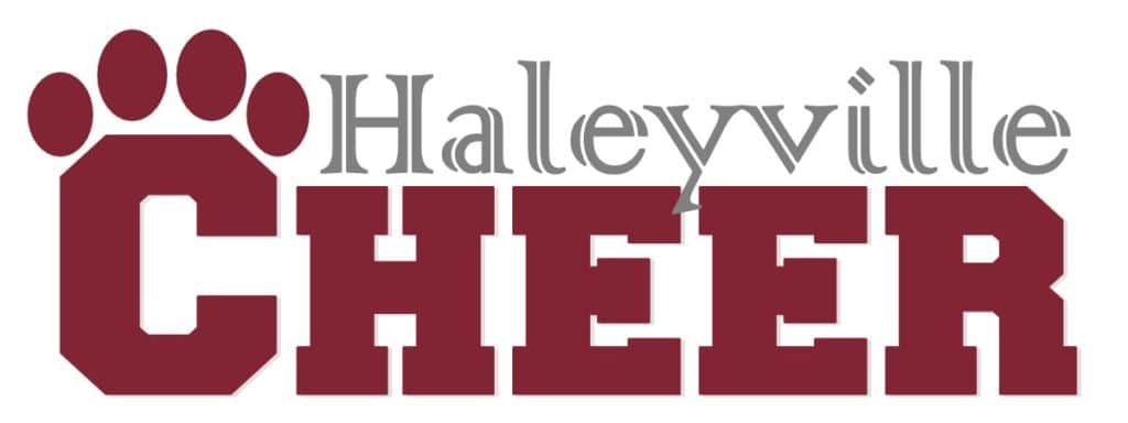 Fundraiser for Haleyville Junior High and Varsity Cheerleaders