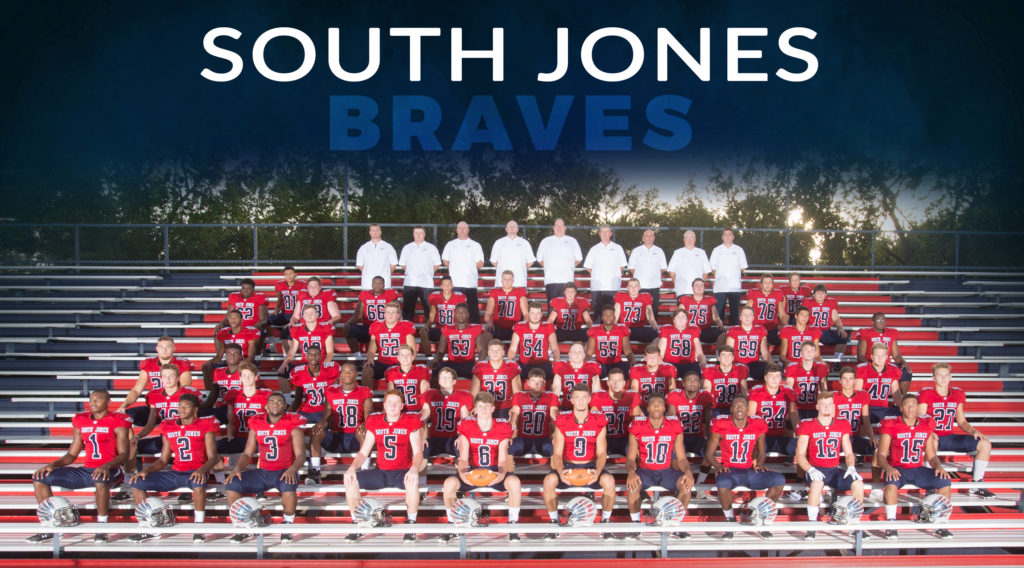 Fundraiser for South Jones Touchdown Club