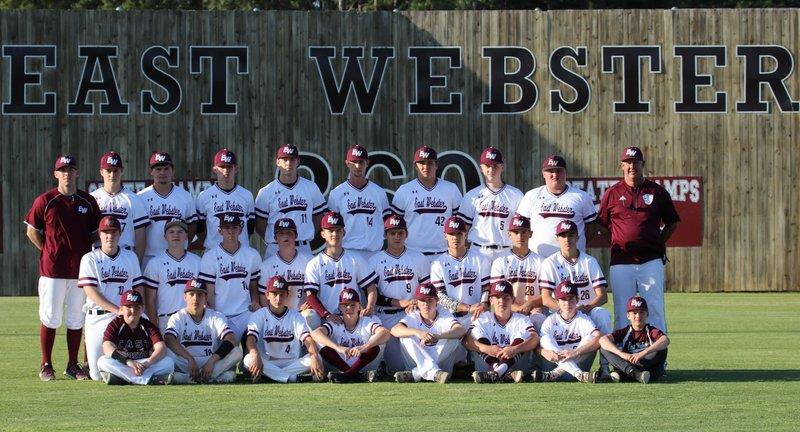 Fundraiser for East Webster High School Baseball