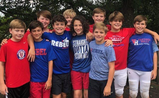 Fundraiser for Magic City Rebels Baseball Team