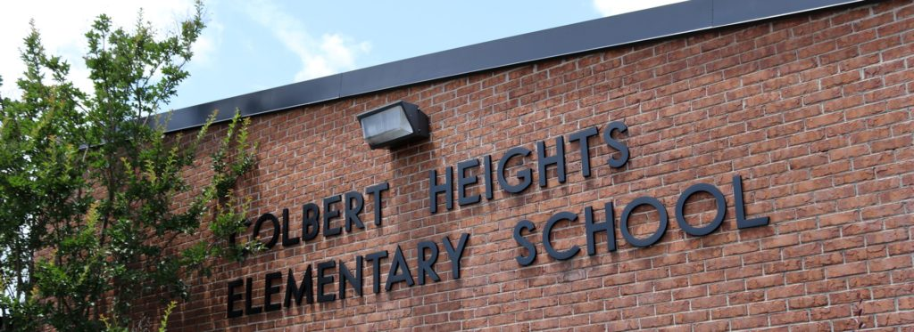 Fundraiser for Colbert Heights Elementary School