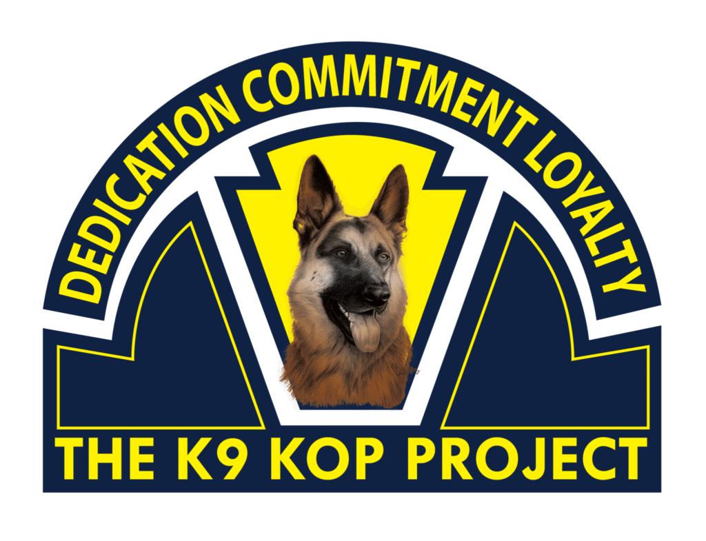 Fundraiser for K9 Kop Project