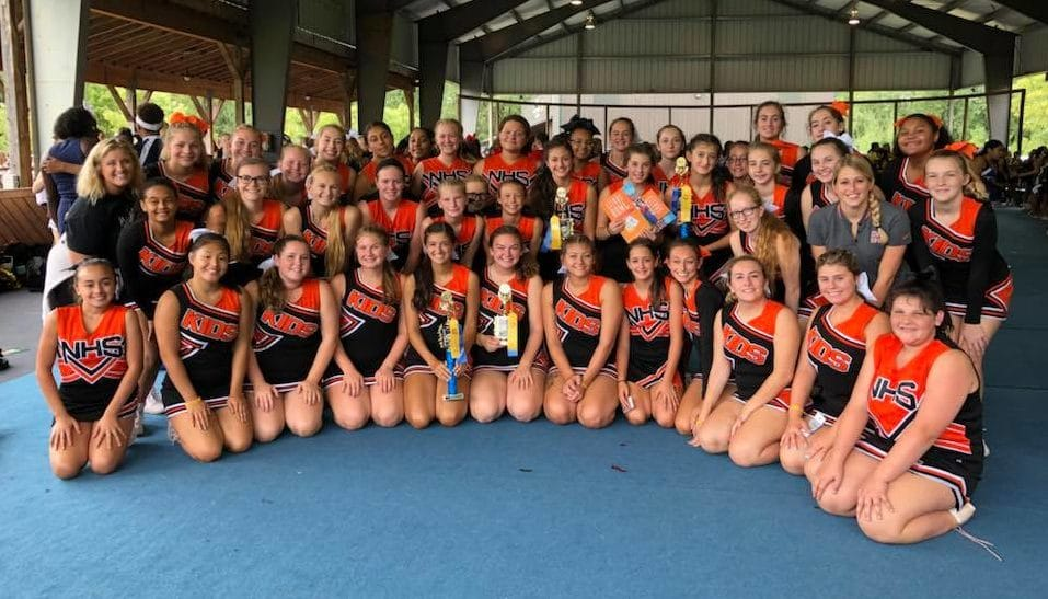 Fundraiser for Northampton Area High School Cheerleading