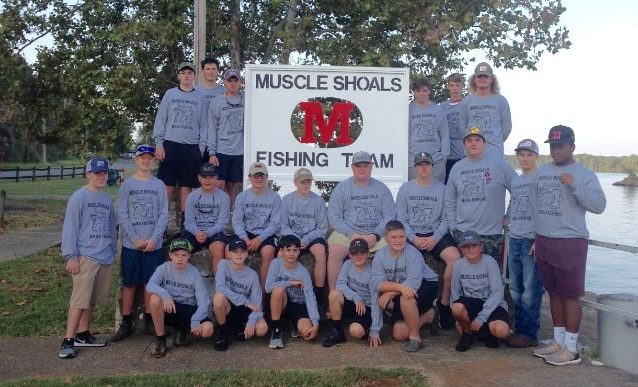 Fundraiser for Muscle Shoals Trojan Bass Fishing Team