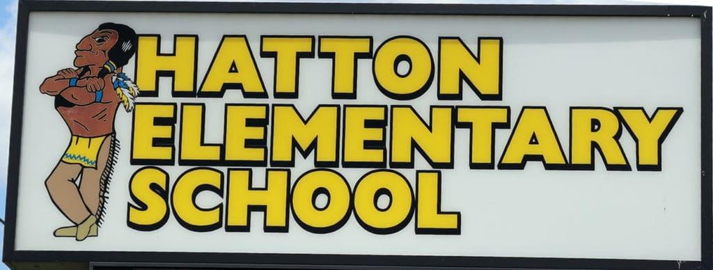 Fundraiser for Hatton Elementary School