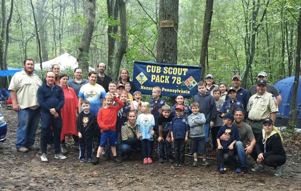 Fundraiser for Cub Scout Pack 78 - Nazareth, PA