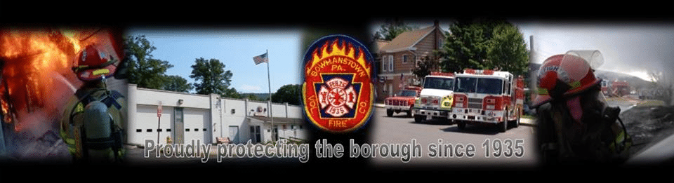 Fundraiser for Bowmanstown Volunteer Fire Company