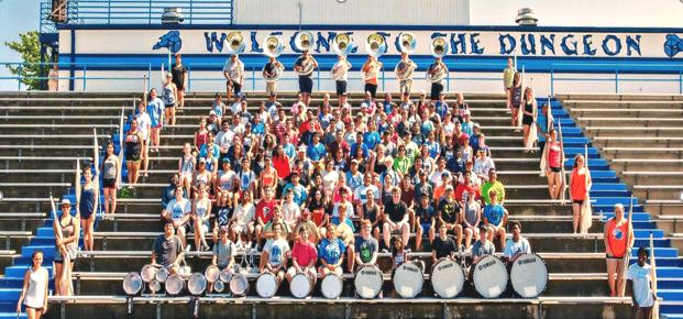 Fundraiser for Johnson High School Band