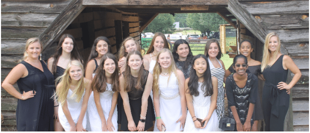 Fundraiser for Riverwatch Middle Football Cheerleading