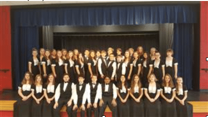 Fundraiser for Liberty Middle School Chorus