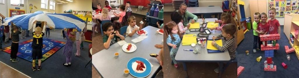 Fundraiser for Chapel Day Preschool