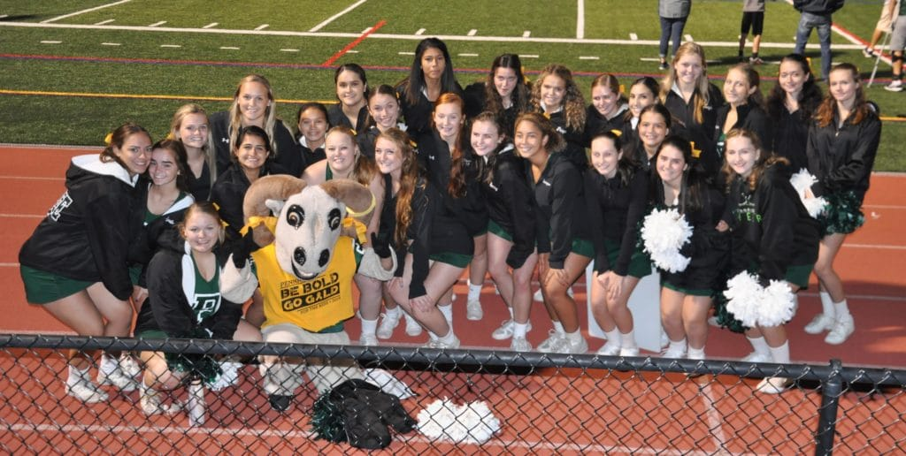 Fundraiser for Pennridge Rams Cheerleading