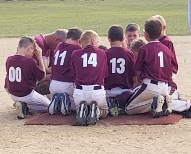 Fundraiser for Southern Illinois Dirt Dogs 11U-Cole