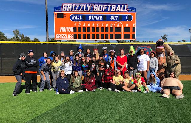 Fundraiser for Grand Oaks High School Softball
