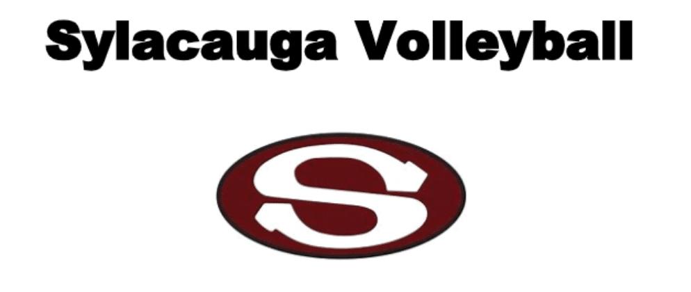 Fundraiser for Sylacauga High School Volleyball
