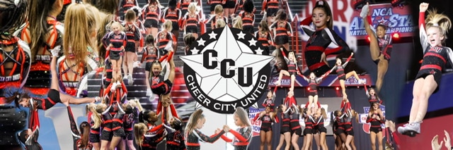 Fundraiser for Cheer City United