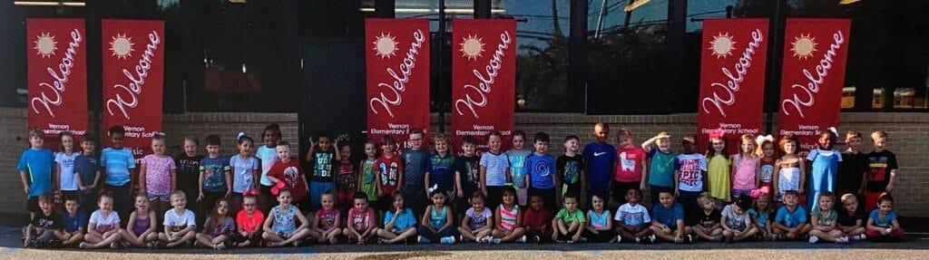 Fundraiser for Vernon Elementary School