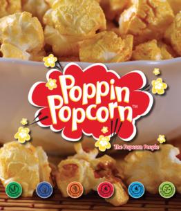 POPPIN POPCORN FUNDRAISER
