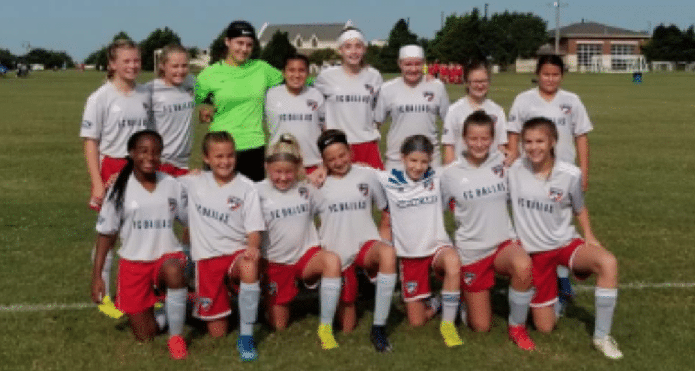 Fundraiser for FC Dallas Texoma 07 Girls