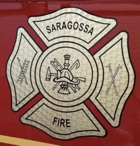 Fundraiser for Saragossa Fire Department