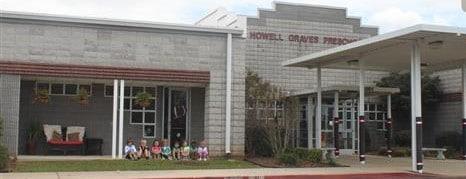 Fundraiser for Howell Graves Preschool
