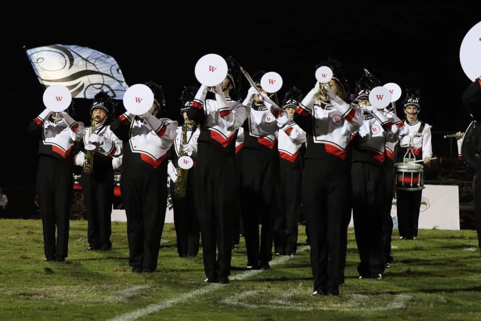 Fundraiser for Westminster Christian Academy Marching Band
