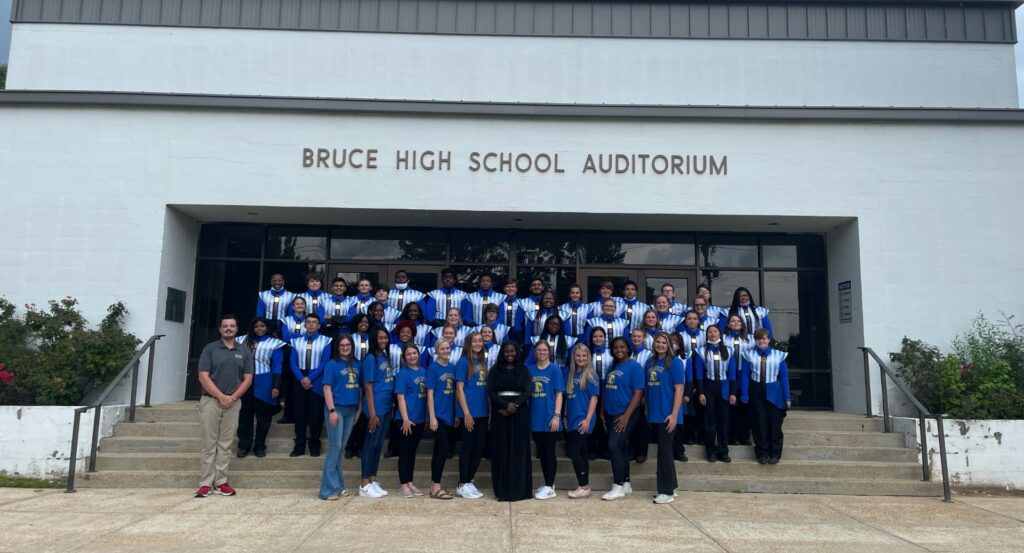 Fundraiser for Bruce High School Marching Band